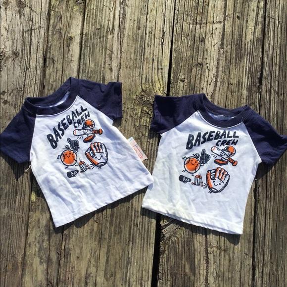 Swiggles Other - 2 🤩 Baseball Crew Tees